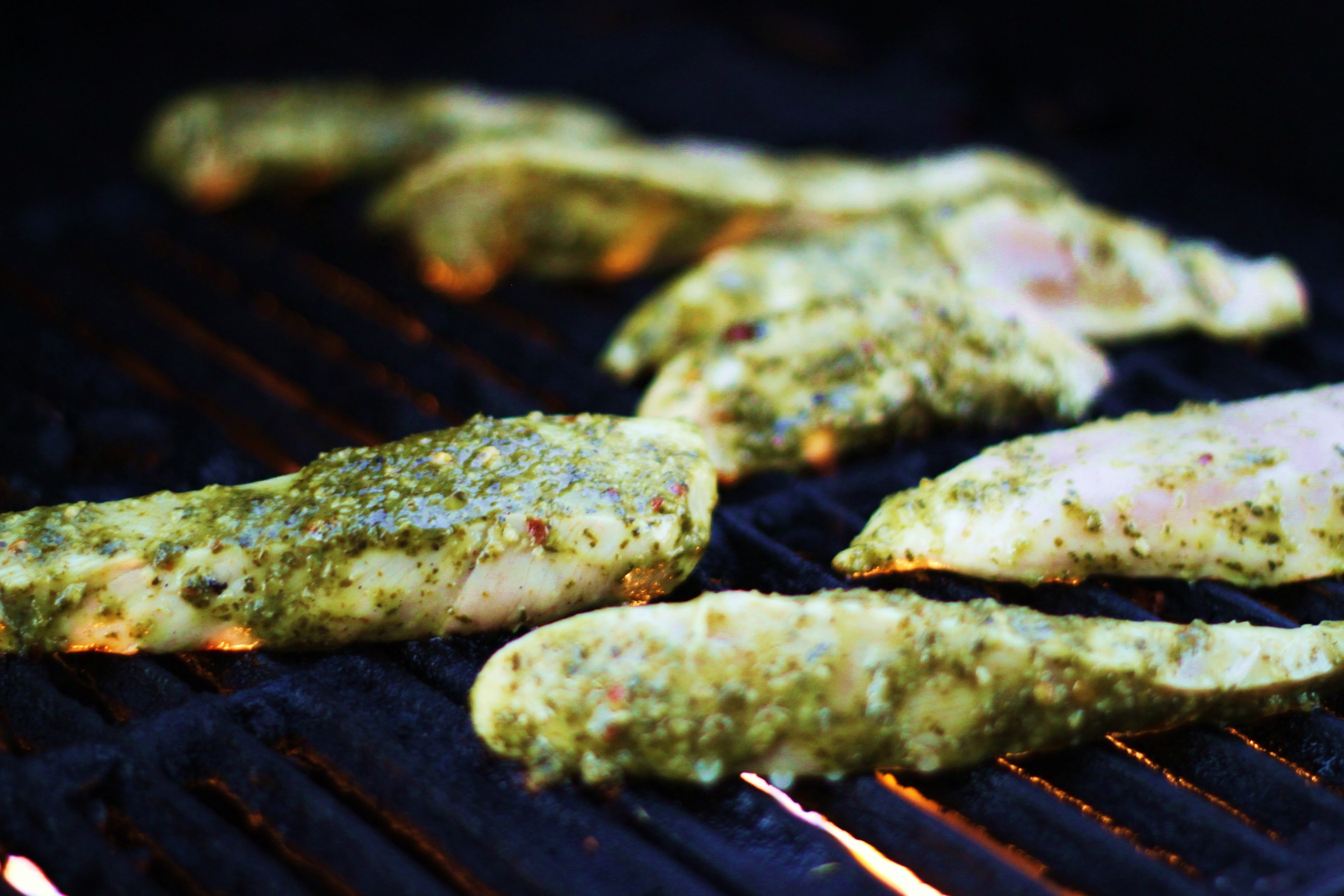 ... grilled chicken chimichurri grilled basil chimichurri this grilled