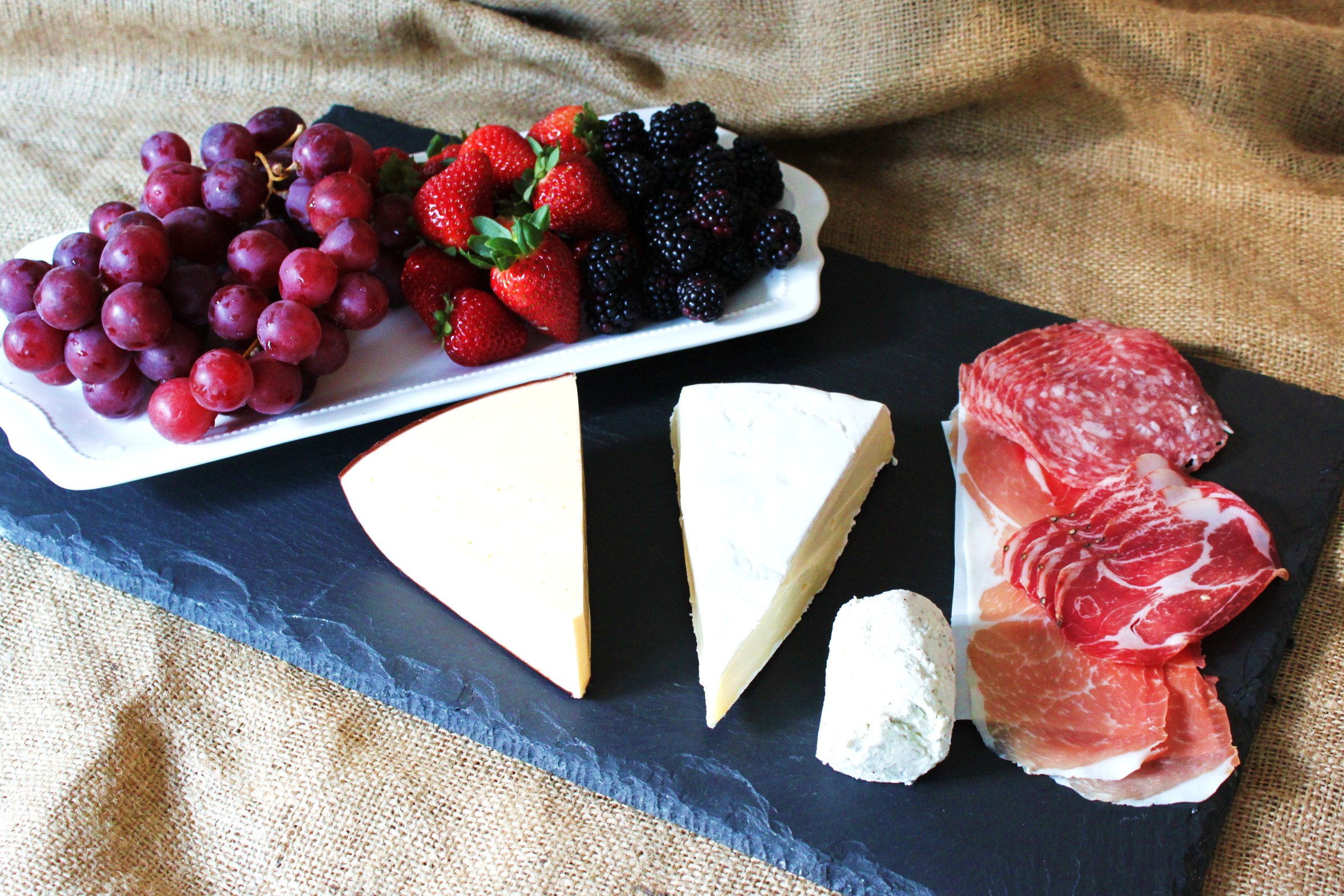 Easy Gourmet Cheese Platter and Charcuterie | jessica burns