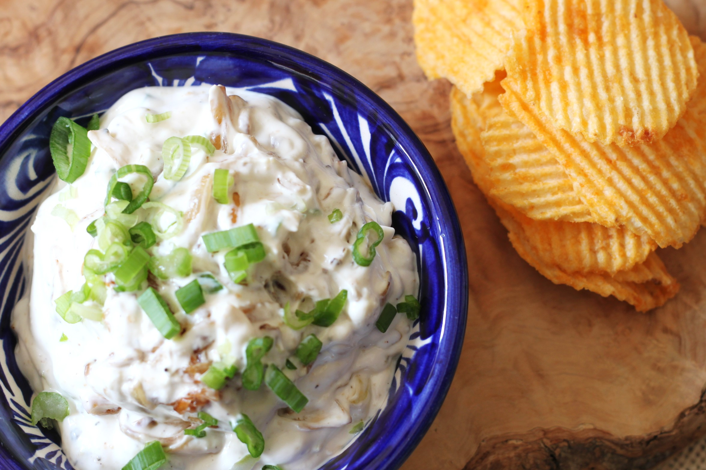 Caramelized Onion Dip | jessica burns