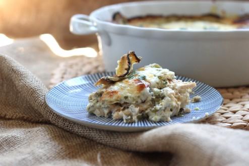 Chicken Verde Bake
