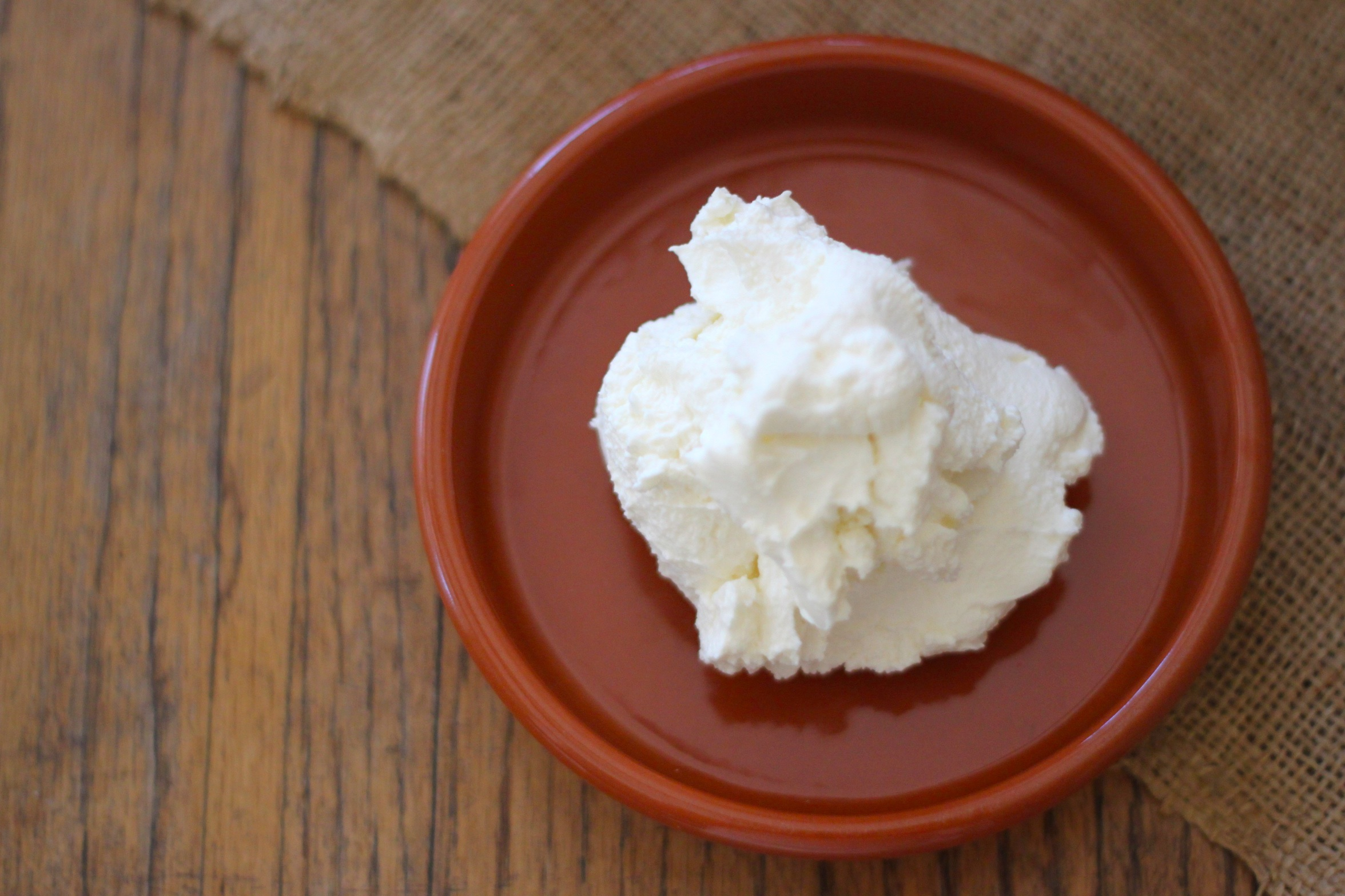 Fresh Homemade Ricotta | jessica burns