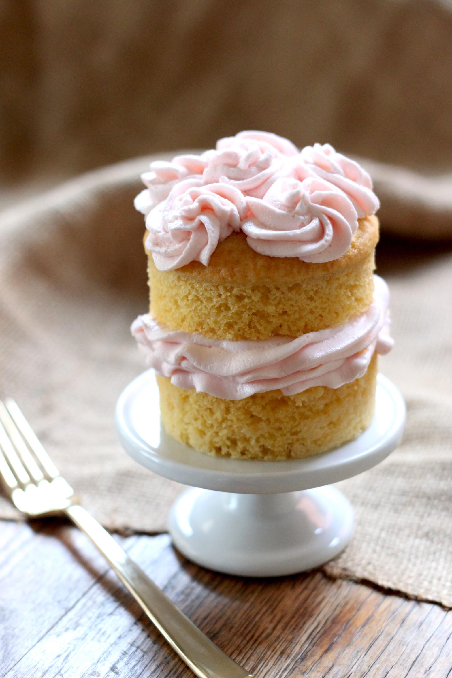 Easy Mini Cakes