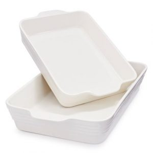 stoneware baking dishes